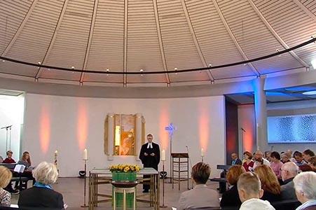 ZDF-Gottesdienst