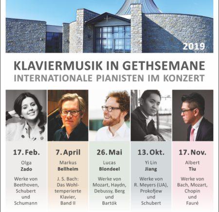 2019 Klaviermusik