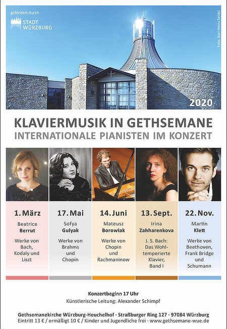 2020 Klaviermusik 5 Musiker